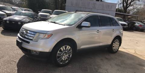 2010 Ford Edge for sale at Baton Rouge Auto Sales in Baton Rouge LA