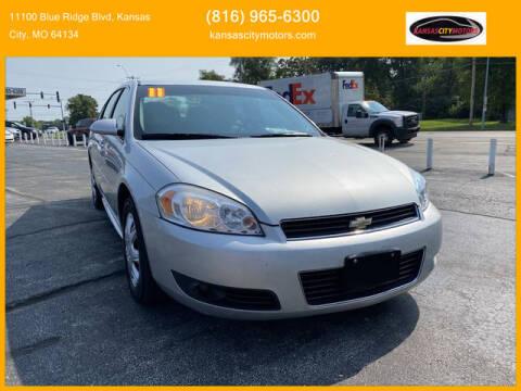 2011 Chevrolet Impala for sale at Kansas City Motors in Kansas City MO