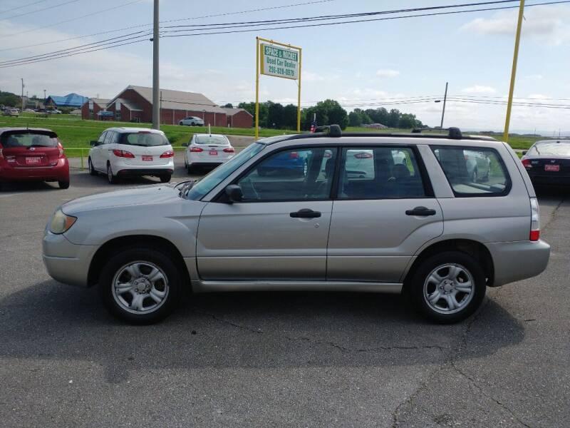 2006 Subaru Forester for sale at Space & Rocket Auto Sales in Meridianville AL