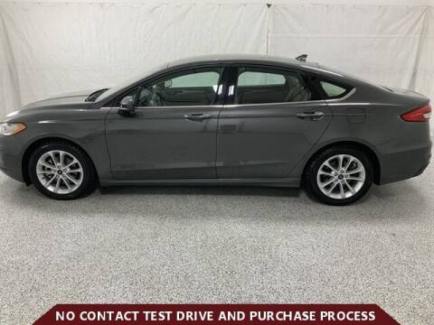 2019 Ford Fusion for sale at Brothers Auto Sales in Sioux Falls SD
