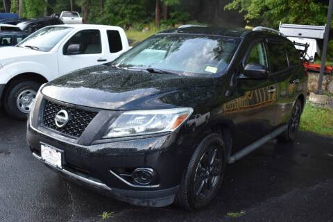 2013 Nissan Pathfinder for sale at Ramsey Corp. in West Milford NJ