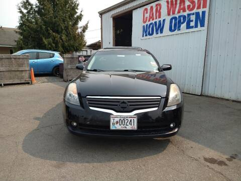 2008 Nissan Altima for sale at M AND S CAR SALES LLC in Independence OR