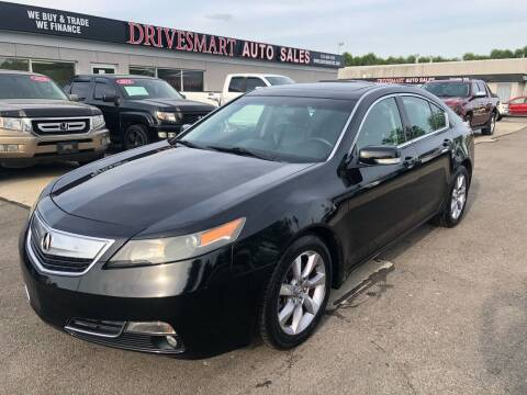 2013 Acura TL for sale at DriveSmart Auto Sales in West Chester OH