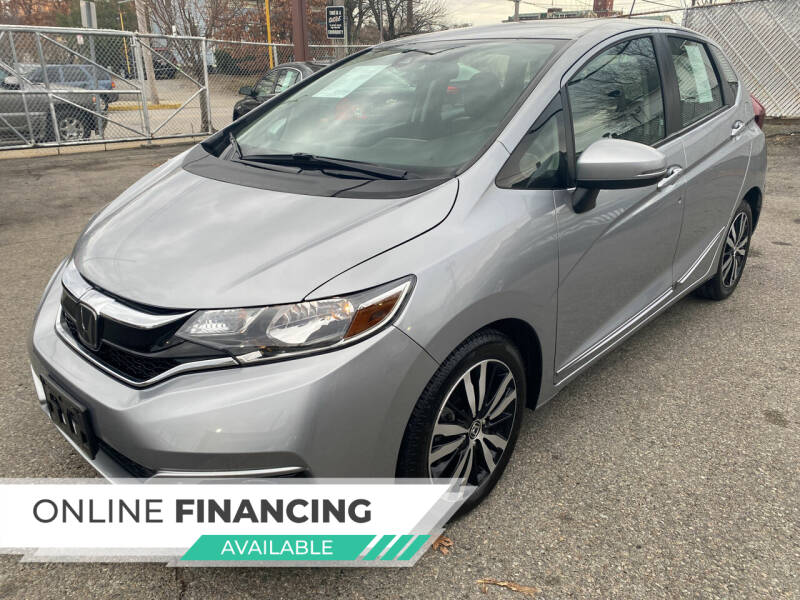 2018 Honda Fit for sale at Independent Auto Sales in Pawtucket RI