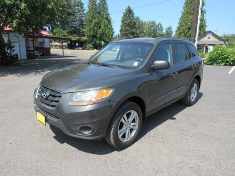 2010 Hyundai Santa Fe for sale at Triple C Auto Brokers in Washougal WA