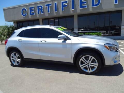 2019 Mercedes-Benz GLA for sale at Mac Haik Ford Pasadena in Pasadena TX