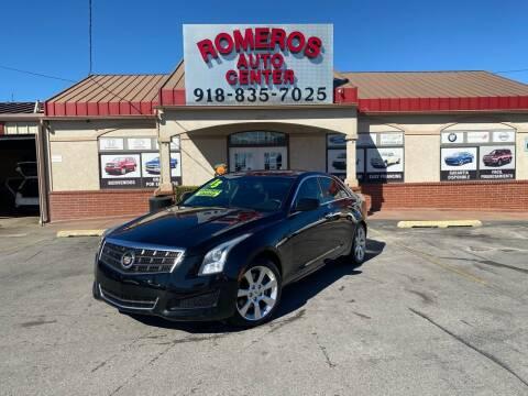 2013 Cadillac ATS for sale at Romeros Auto Center in Tulsa OK