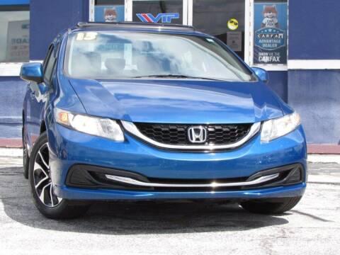 2013 Honda Civic for sale at VIP AUTO ENTERPRISE INC. in Orlando FL