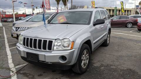 2007 Jeep Grand Cherokee for sale at Best Deal Auto Sales in Stockton CA