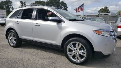 2012 Ford Edge for sale at Rodgers Enterprises in North Charleston SC