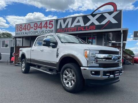 2017 Ford F-350 Super Duty for sale at Maxx Autos Plus in Puyallup WA