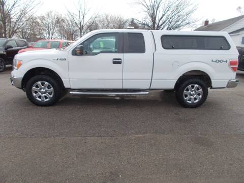 2012 Ford F-150 for sale at Jenison Auto Sales in Jenison MI