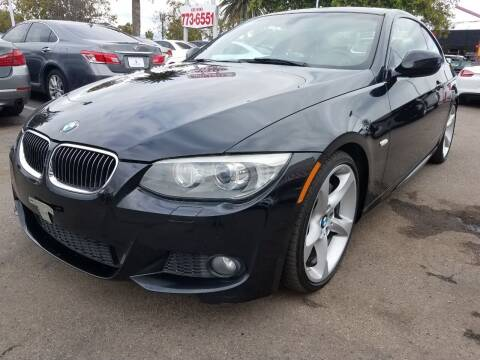 2012 BMW 3 Series for sale at Convoy Motors LLC in National City CA