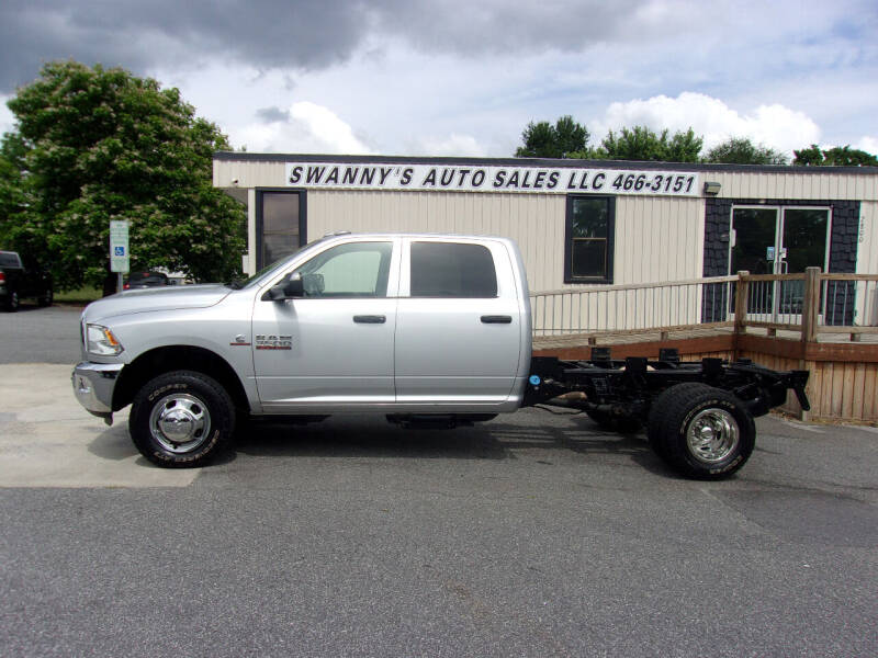 2018 RAM Ram Chassis 3500 for sale in Newton, NC