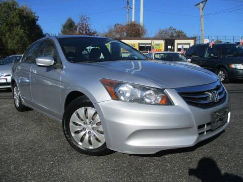 2011 Honda Accord for sale at Unlimited Auto Sales Inc. in Mount Sinai NY