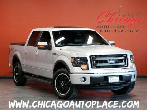 2013 Ford F-150 for sale at Chicago Auto Place in Bensenville IL
