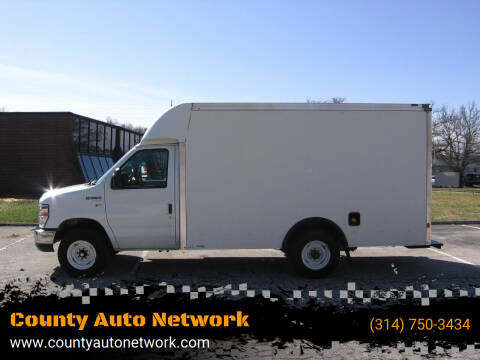 2014 Ford E-Series Chassis for sale at County Auto Network in Ballwin MO