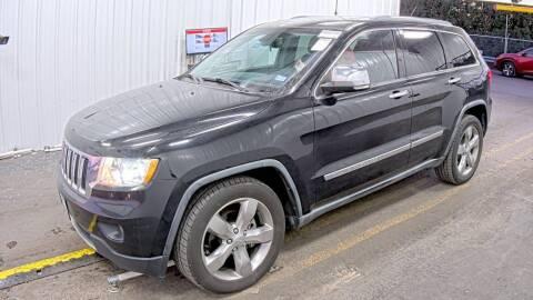 2011 Jeep Grand Cherokee for sale at HERMANOS SANCHEZ AUTO SALES LLC in Dallas TX
