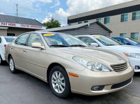 2003 Lexus ES 300 for sale at WOLF'S ELITE AUTOS in Wilmington DE