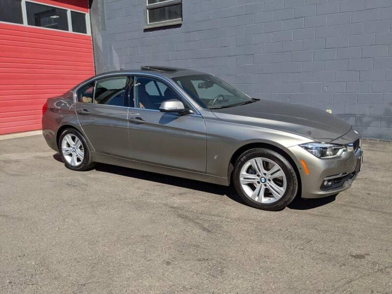2017 BMW 3 Series for sale at Paramount Motors NW in Seattle WA