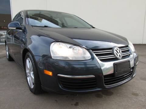 2008 Volkswagen Jetta for sale at QUALITY MOTORCARS in Richmond TX