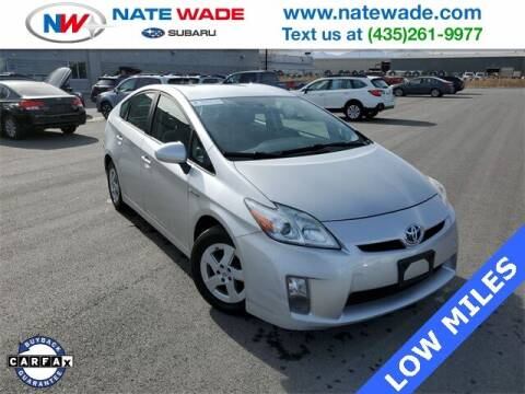 2010 Toyota Prius for sale at NATE WADE SUBARU in Salt Lake City UT