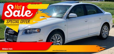 2008 Audi A4 for sale at Midwest Auto in Naperville IL