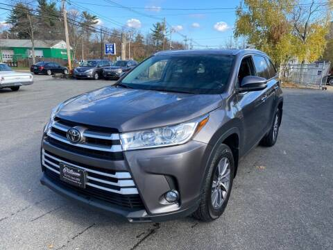 2018 Toyota Highlander for sale at Platinum Auto in Abington MA