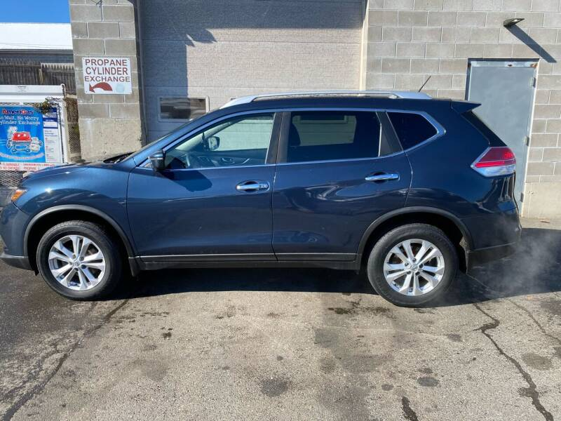 2016 Nissan Rogue for sale at Pafumi Auto Sales in Indian Orchard MA