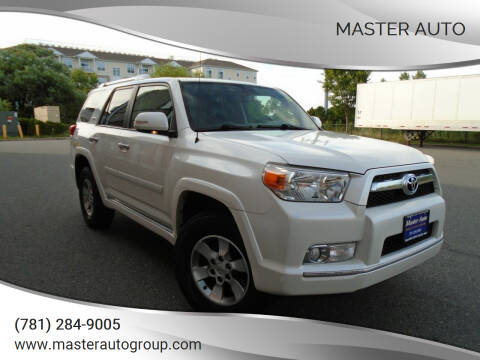 2013 Toyota 4Runner for sale at Master Auto in Revere MA
