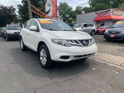 2014 Nissan Murano for sale at Metro Auto Exchange 2 in Linden NJ