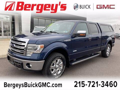 2013 Ford F-150 for sale at Bergey's Buick GMC in Souderton PA