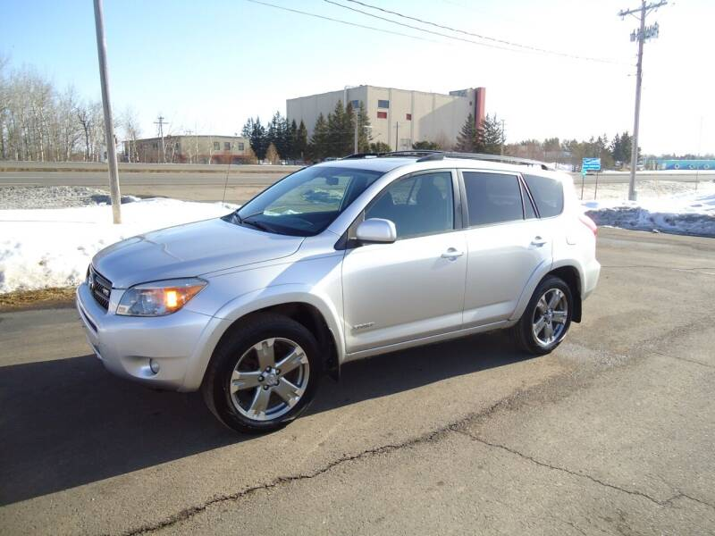 2008 Toyota RAV4 for sale at Xtreme Auto Inc. in Hermantown MN