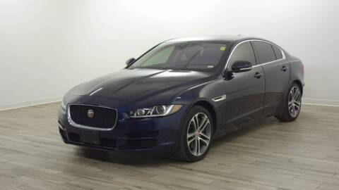 2017 Jaguar XE for sale at TRAVERS GMT AUTO SALES - Traver GMT Auto Sales West in O Fallon MO