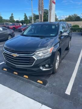 2019 Chevrolet Traverse for sale at PHIL SMITH AUTOMOTIVE GROUP - Toyota Kia of Vero Beach in Vero Beach FL