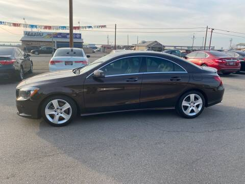 2015 Mercedes-Benz CLA for sale at First Choice Auto Sales in Bakersfield CA