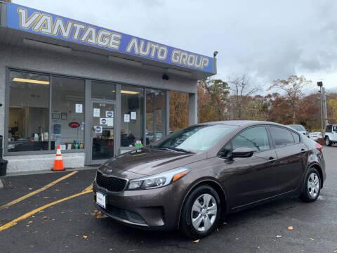 2017 Kia Forte for sale at Vantage Auto Group in Brick NJ