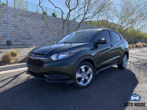 2016 Honda HR-V for sale at AUTO HOUSE TEMPE in Tempe AZ