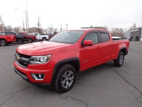 2015 Chevrolet Colorado for sale at State Street Truck Stop in Sandy UT