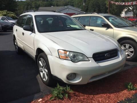 2006 Subaru Outback for sale at GMG AUTO SALES in Scranton PA
