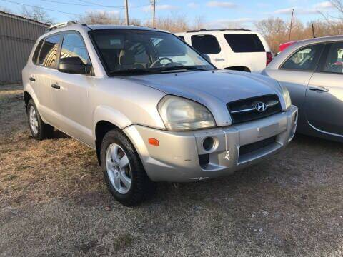 2005 Hyundai Tucson for sale at Empire Auto Remarketing in Shawnee OK