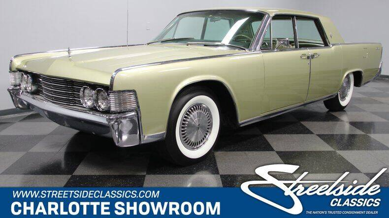 1965 Lincoln Continental for sale in Concord, NC