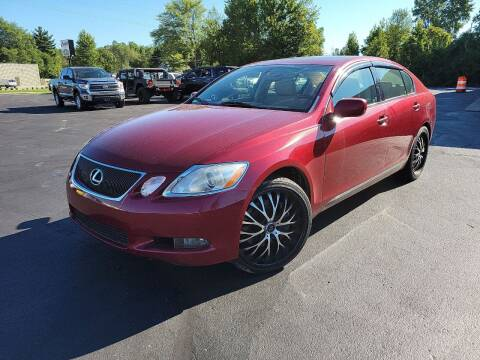 2007 Lexus GS 350 for sale at Cruisin' Auto Sales in Madison IN
