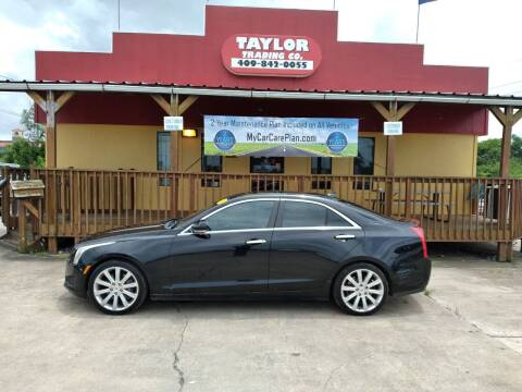 2013 Cadillac ATS for sale at Taylor Trading Co in Beaumont TX