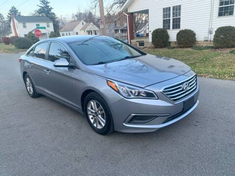 2016 Hyundai Sonata for sale at Via Roma Auto Sales in Columbus OH