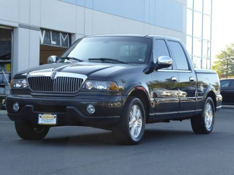 2002 Lincoln Blackwood for sale at Loudoun Used Cars - LOUDOUN MOTOR CARS in Chantilly VA