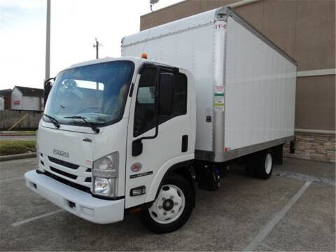2019 Isuzu NPR for sale at Abe Motors in Houston TX
