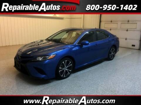 2019 Toyota Camry for sale at Ken's Auto in Strasburg ND