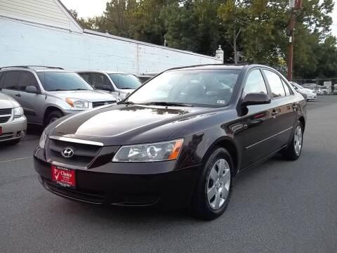 2006 Hyundai Sonata for sale at 1st Choice Auto Sales in Fairfax VA