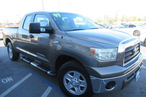 2007 Toyota Tundra for sale at Choice Auto & Truck in Sacramento CA